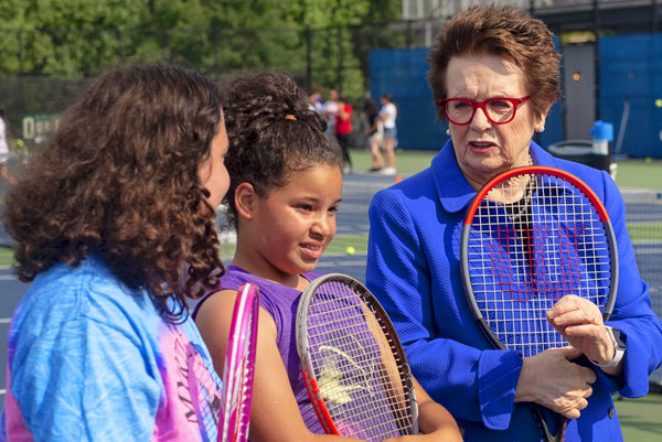 PHLatNY Billie Jean King Gallery Feature